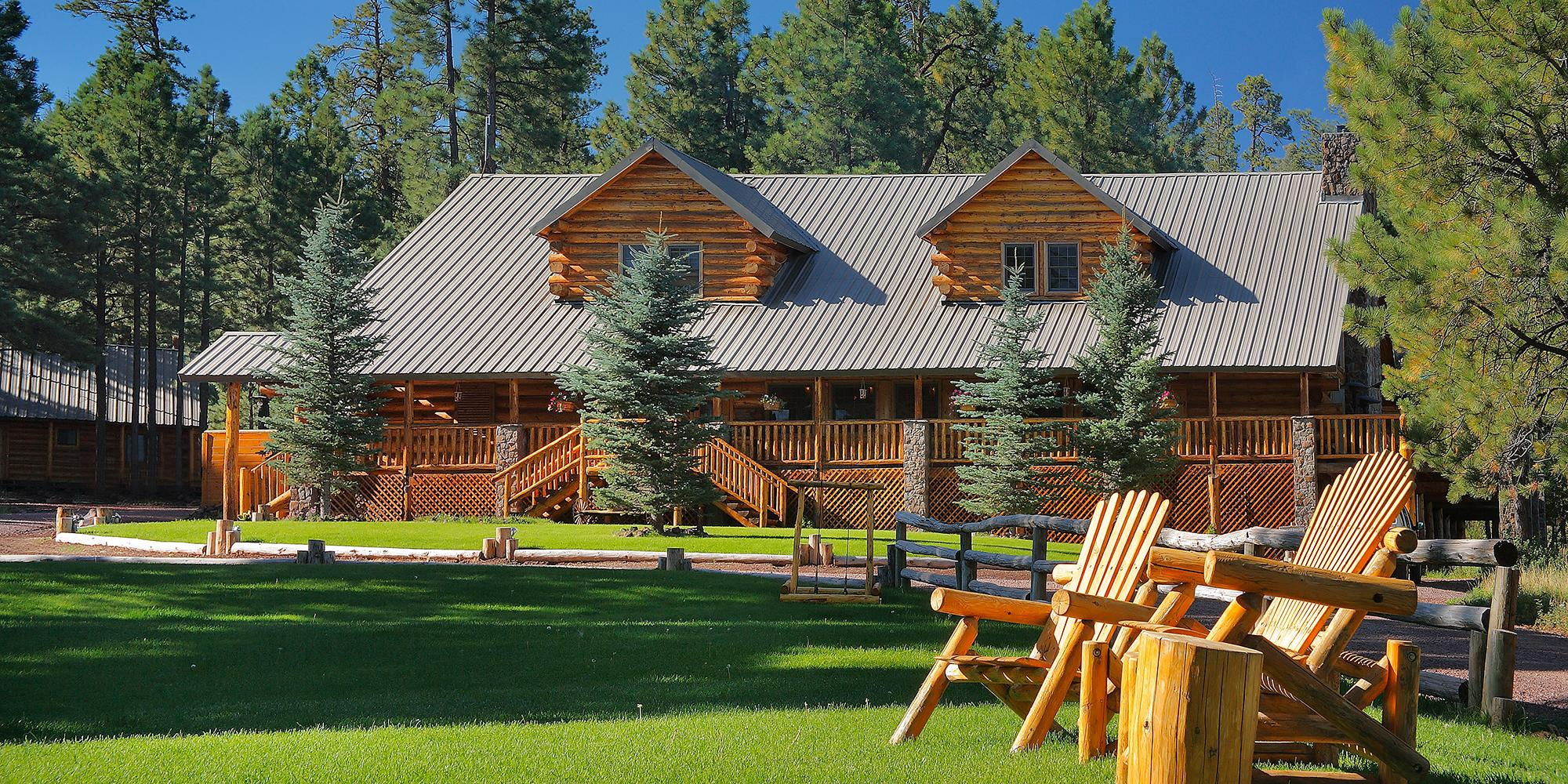 The Lodge at Hidden Meadow Ranch