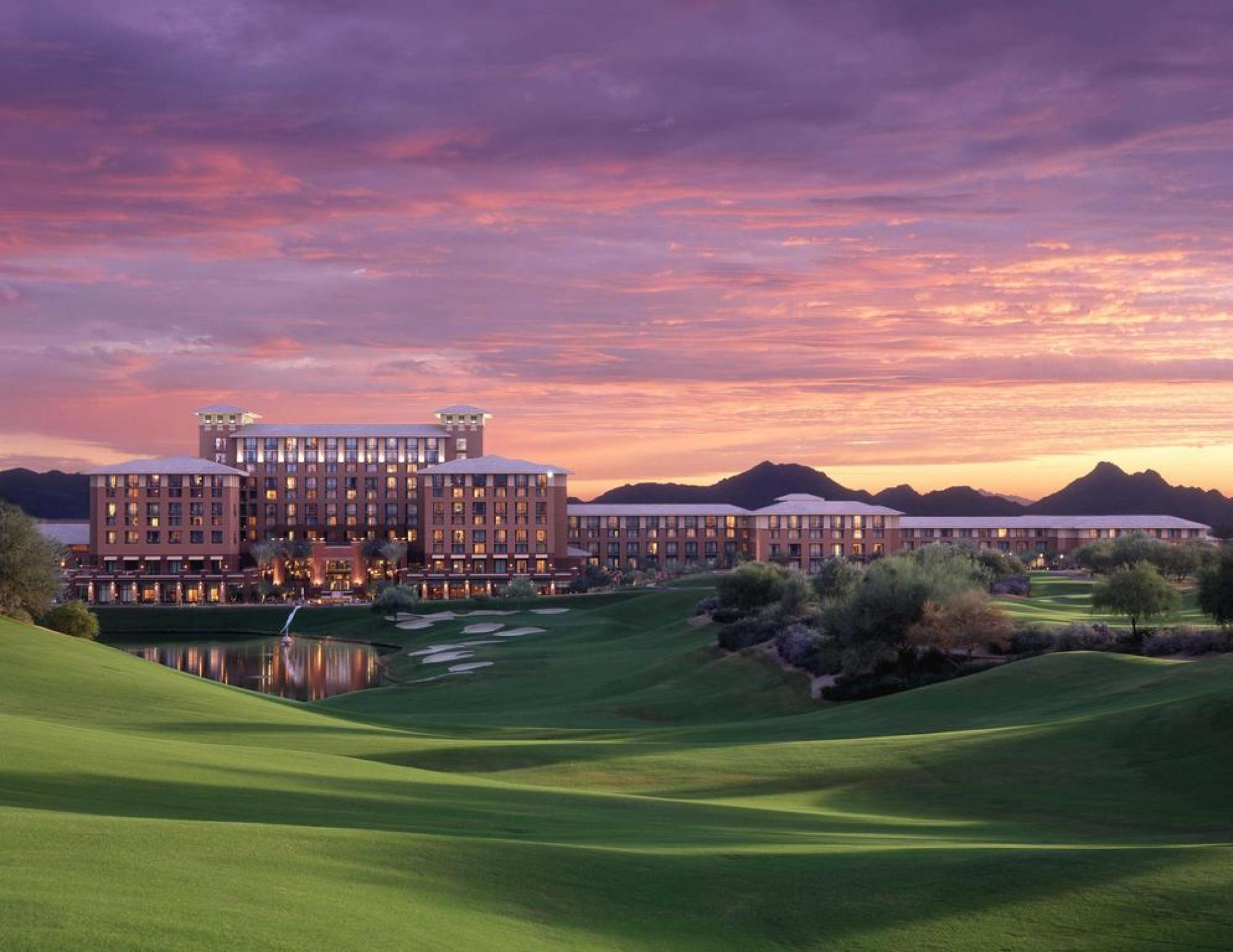 Westin Kierland Resort Back