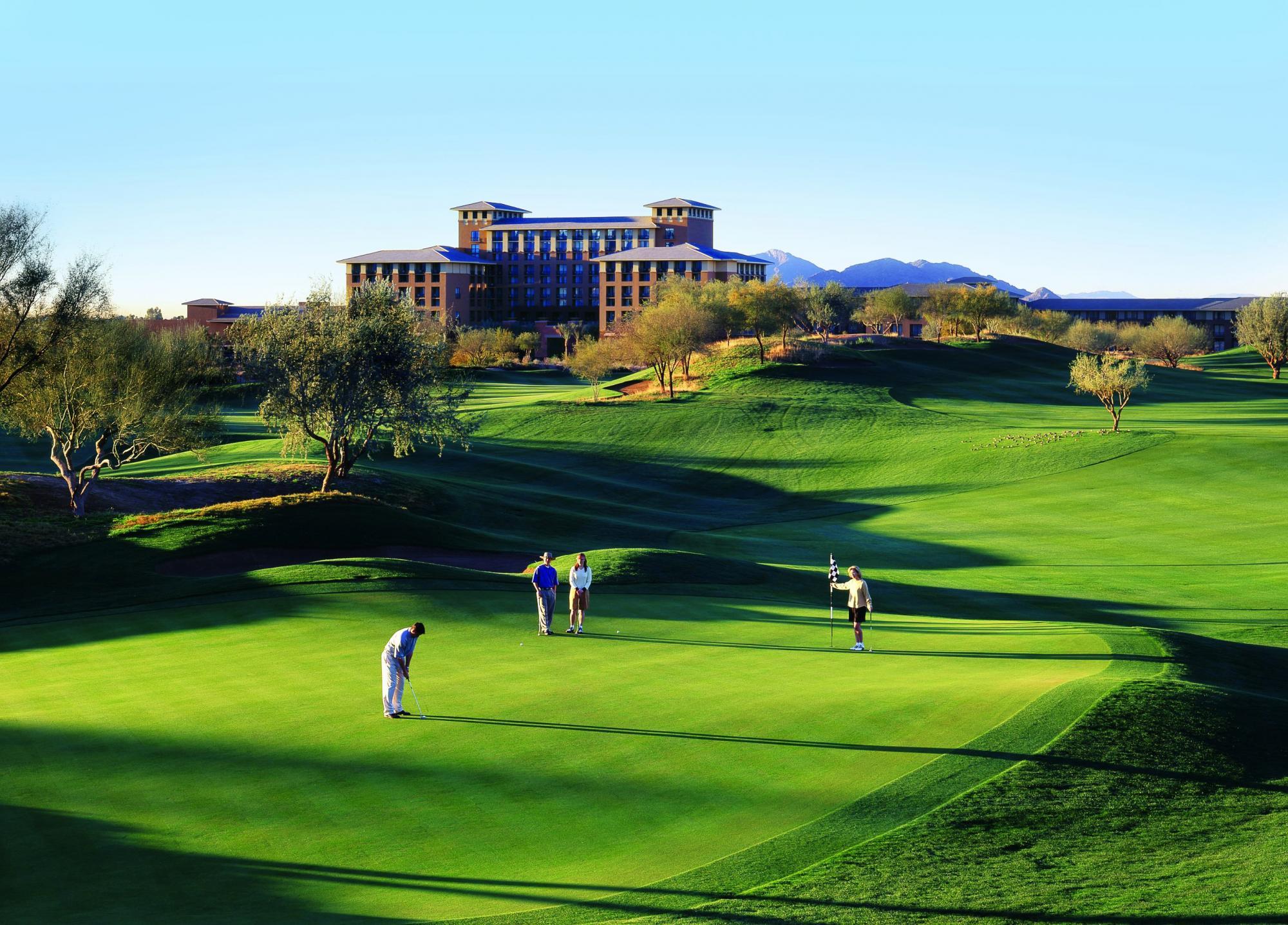 Kierland Golf Club Greens