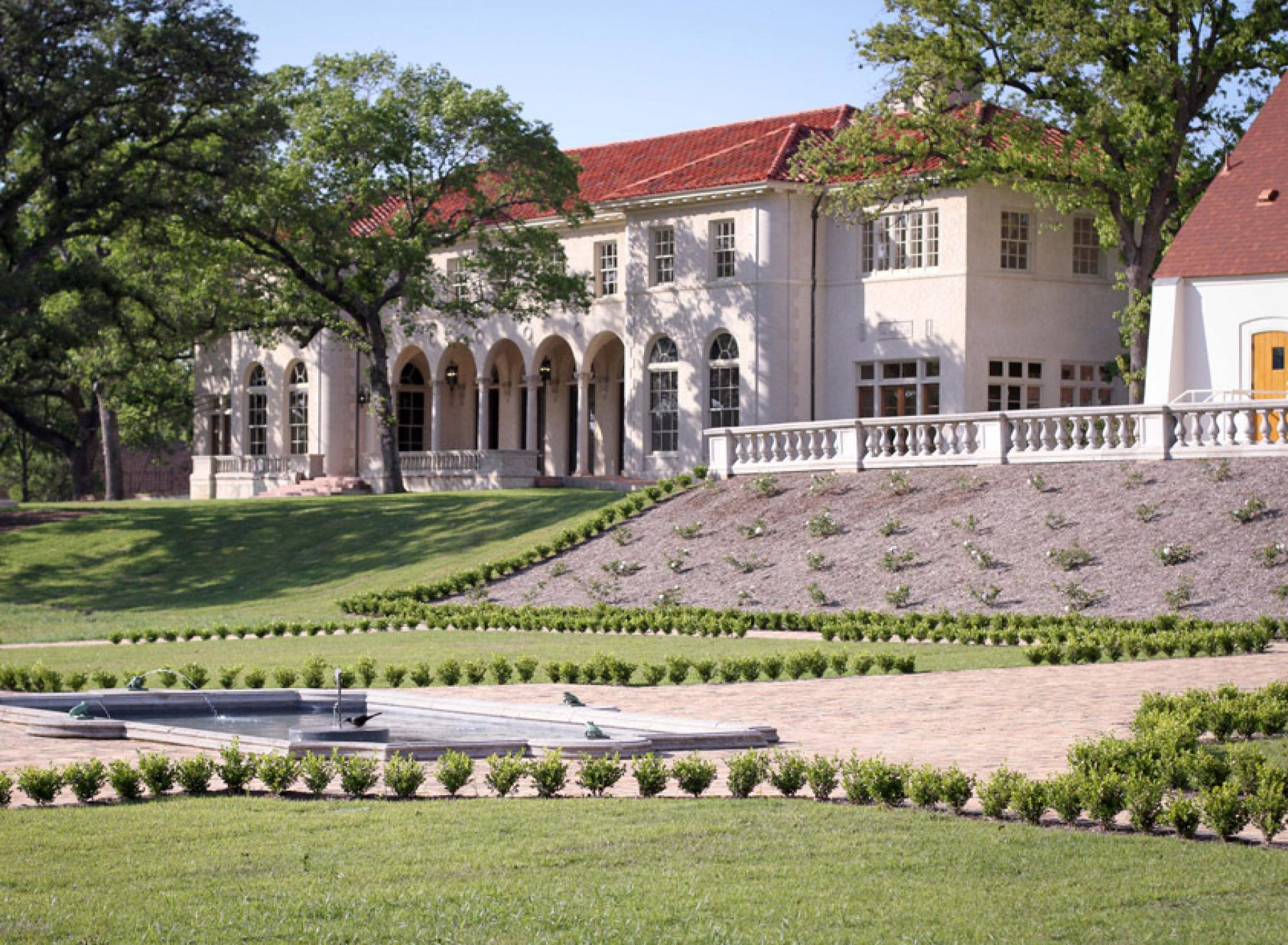Commodore Perry Estate in Austin, Texas