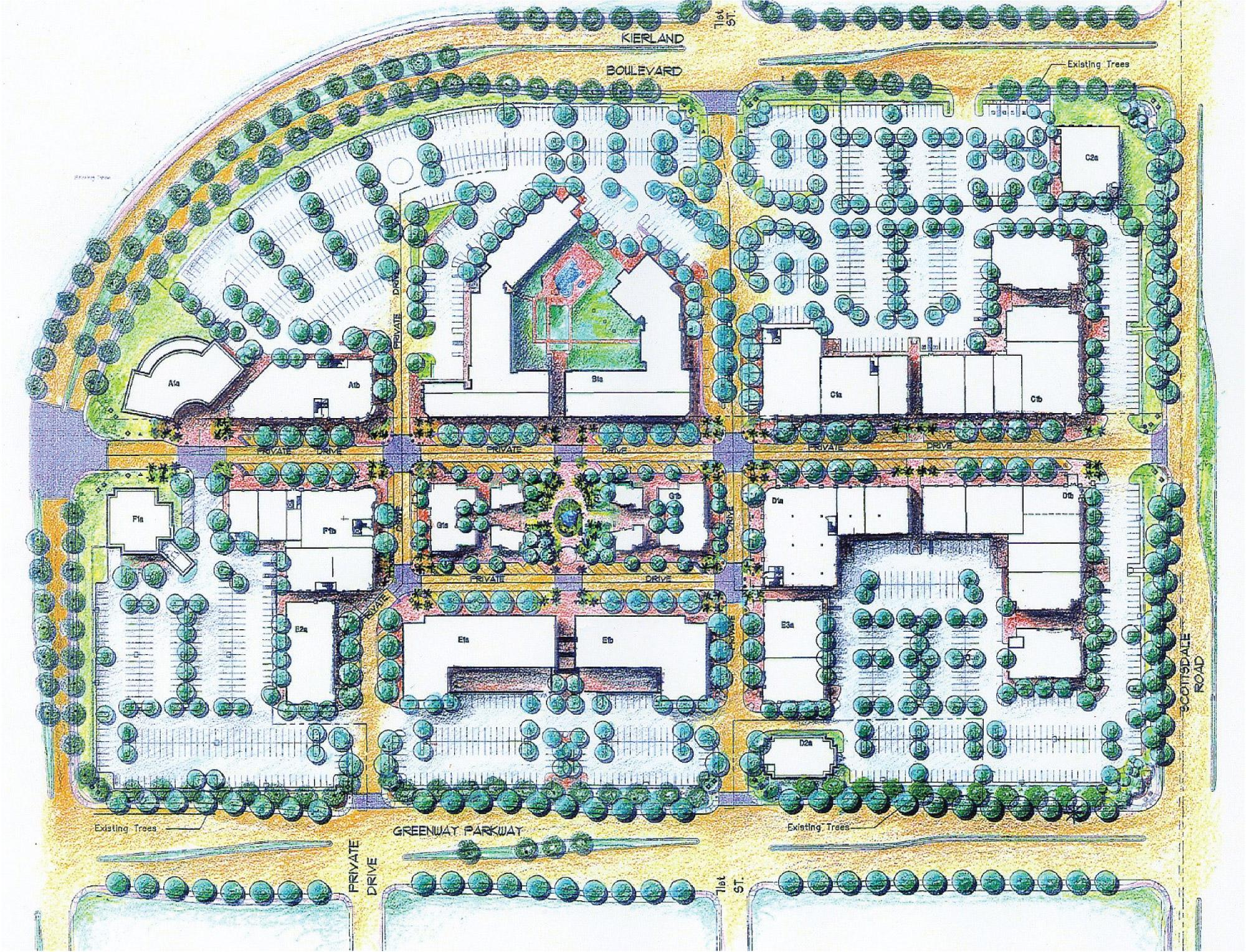 Kierland Commons Master Plan