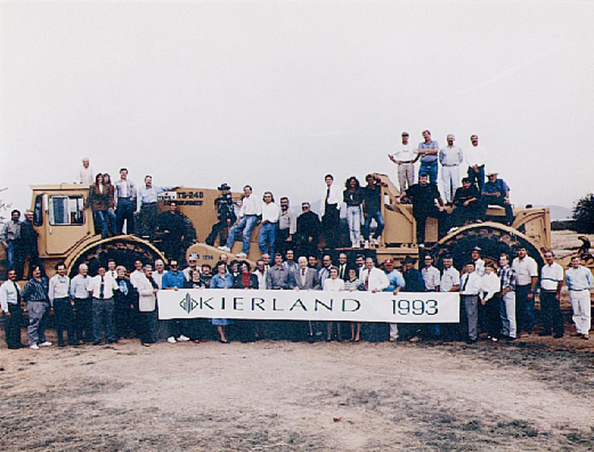 Kierland Groundbreaking, 1993